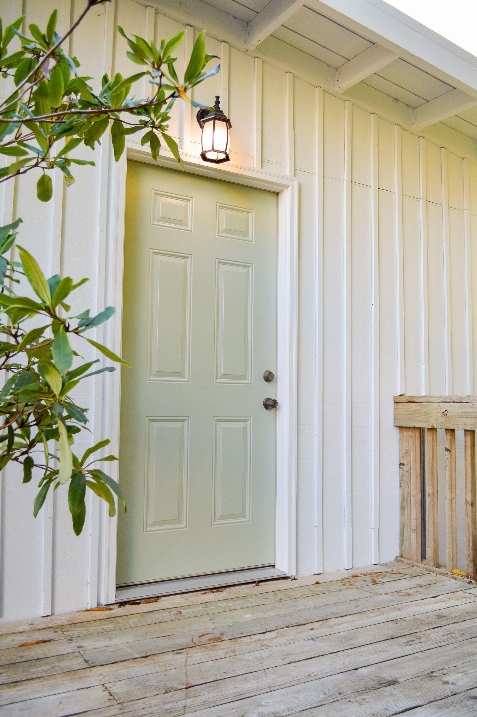 Little Cottage Exterior Paint Dutch Door Reveal Cottage Exterior Exterior Paint Little Cottage