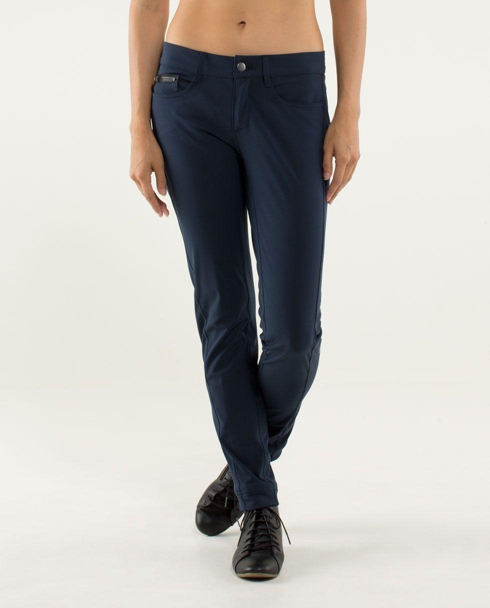 24c6c684bd Lululemon Urbanite Pant | Clothes & Outfits | Clothes, Lululemon ...