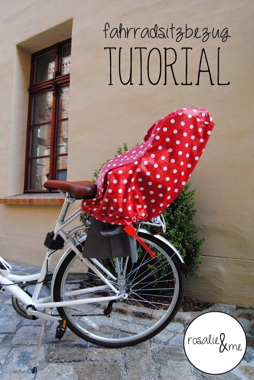 rosalie me schnitt f r schnitt 1 einen fahrradsitzbezug. Black Bedroom Furniture Sets. Home Design Ideas
