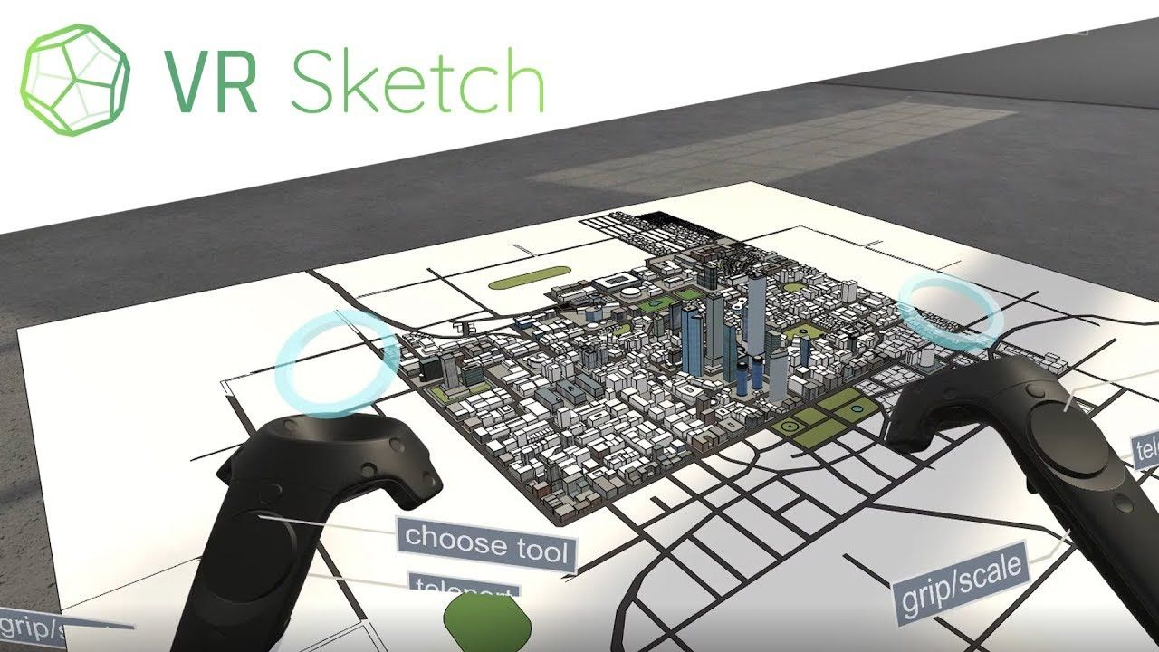 Use SketchUp (and soon Revit) in VR! [news] (mit Bildern)