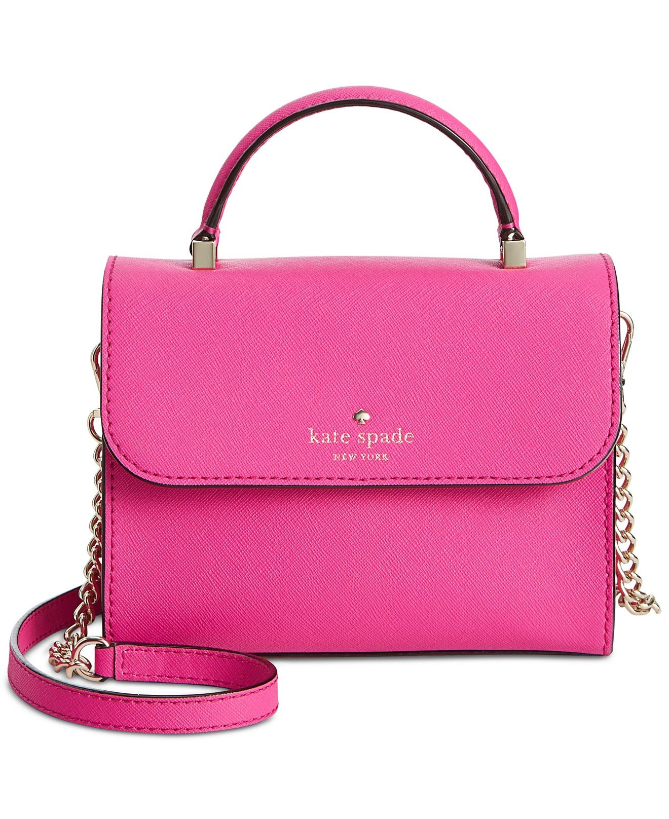 69543ba7be08 kate spade new york Mini Nora Flap Bag - Handbags   Accessories - Macy s