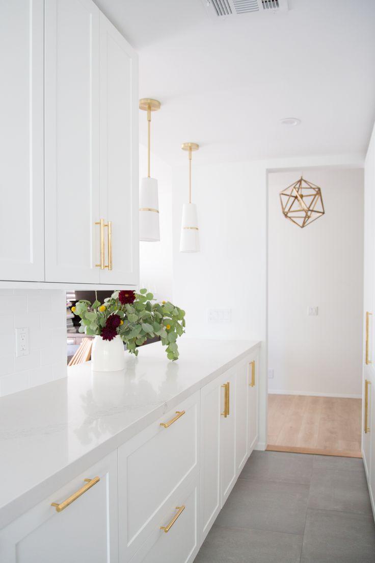 Semihandmade Supermatte White Ikea Kitchen | kitchen | Pinterest ...