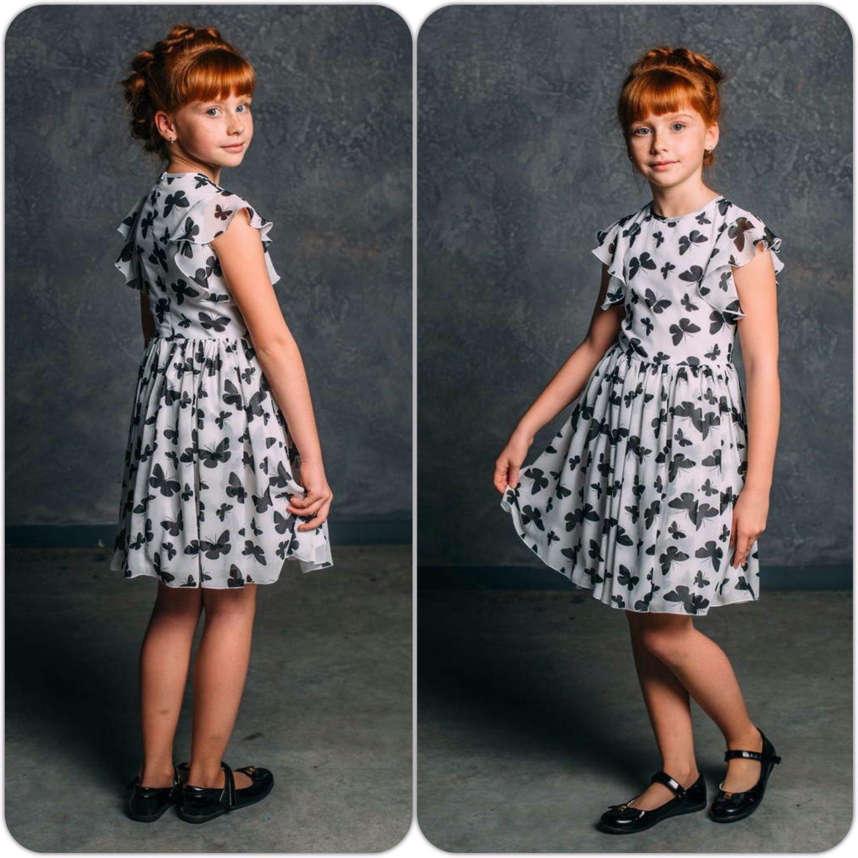 Купить Легкое платье для девочки