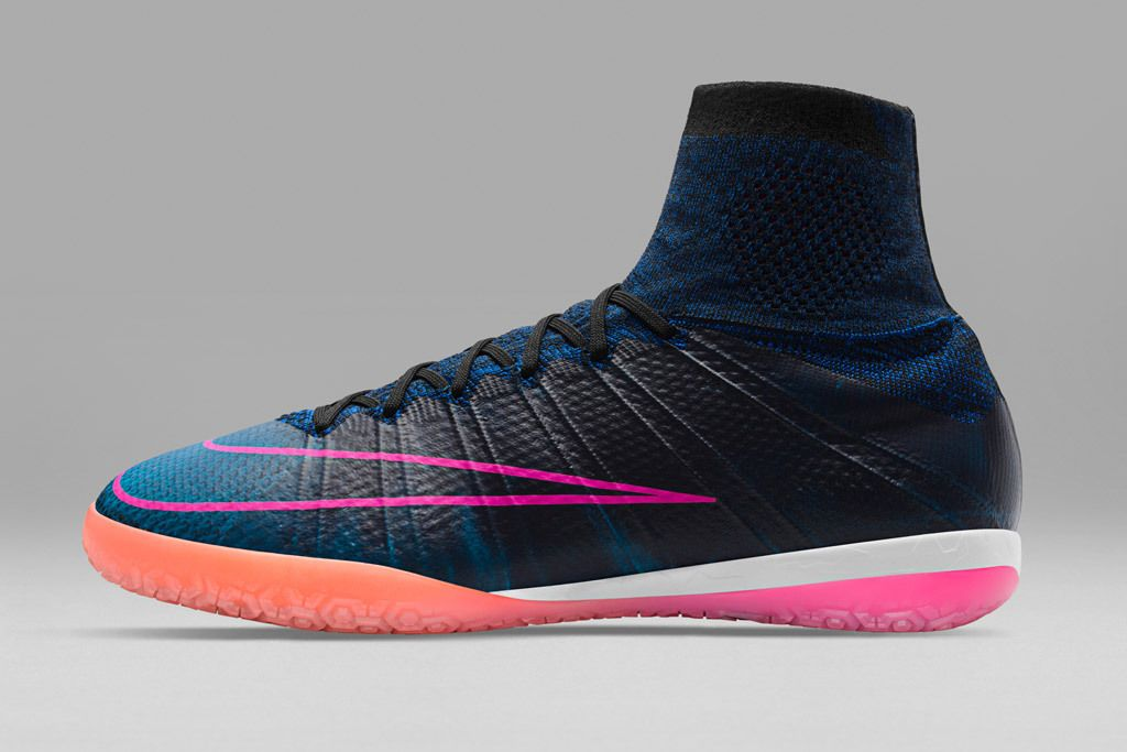 b3b9c5292e3d Nike To Release FootballX 'Distressed Indigo' Pack | Nike, Indigo and  Outdoor The Nike MercurialX Proximo ...