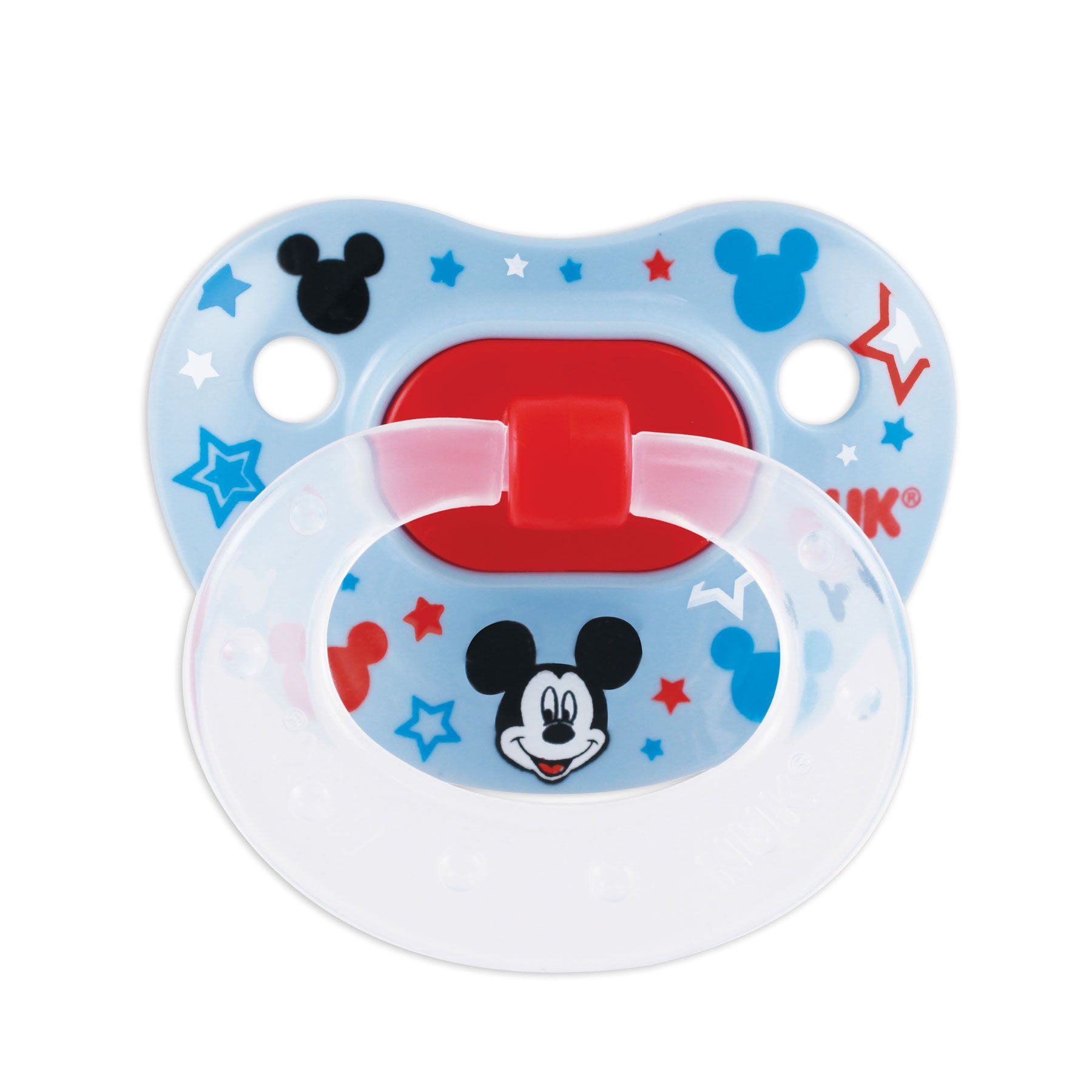 mickey mouse baby stuff | MICKEY MOUSE 2-Pack Orthodontic Pacifiers ...
