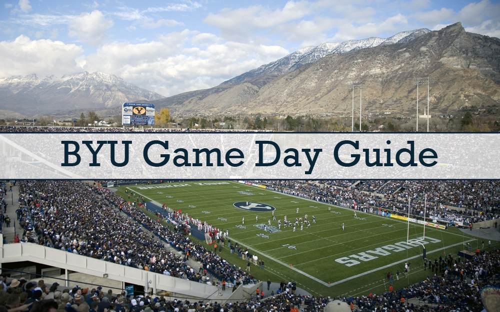 Football season is here! Check out our game day guide so you're prepared!
