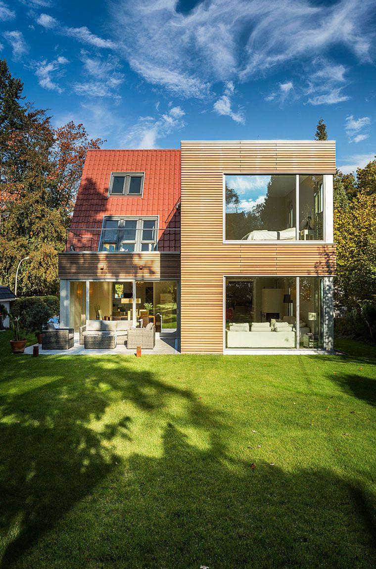 SCHWARZDESIGN | Umbau Haus | Pinterest | Anbau, Hausanbau und Hausumbau