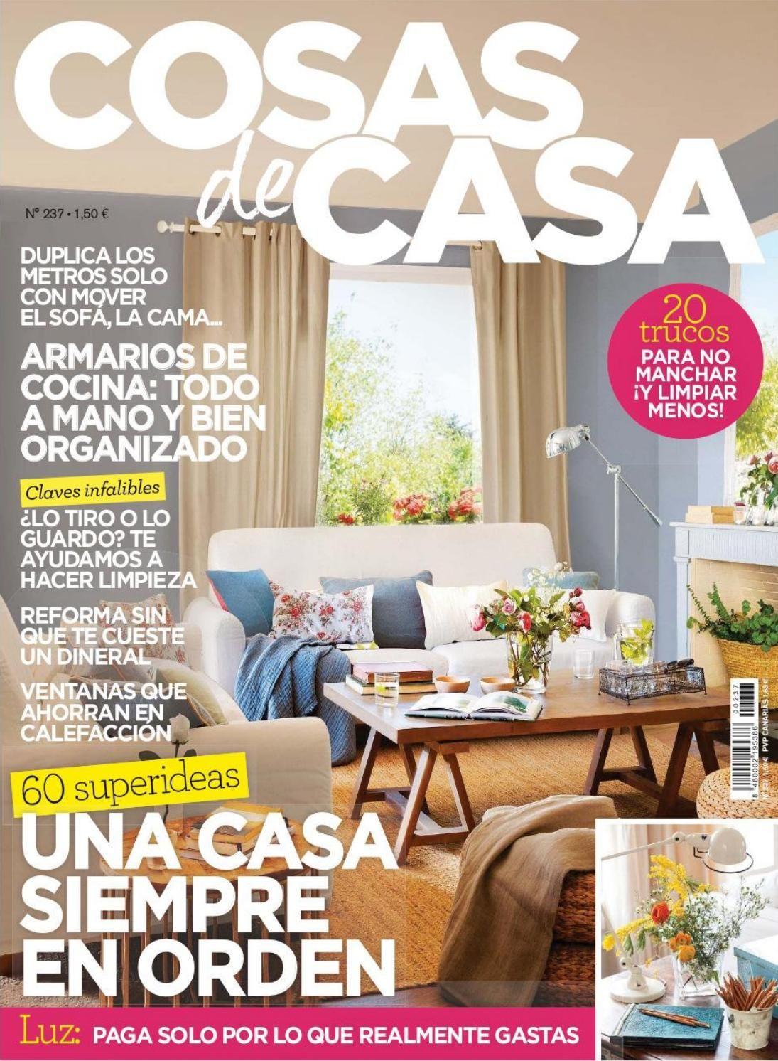 Contempor Neo Revista Cosas De Casa Cresta Ideas De