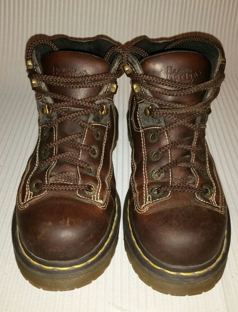 Doc Martens Brown Leather Men's 7 Women's 8 Doc Martens