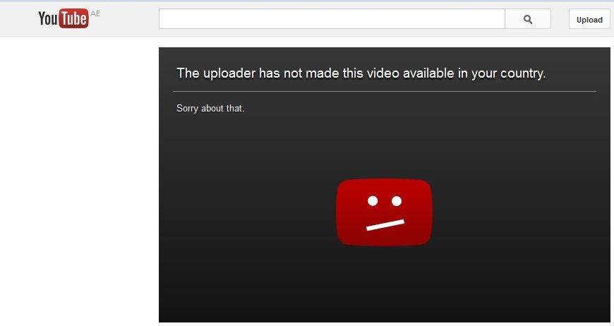 How To Bypass Youtube Region Restrictions Youtube Region Struggling