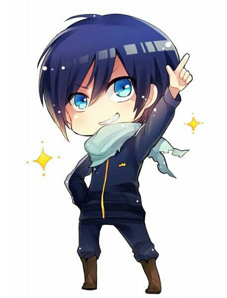 Yato! | Noragami- I started and finished this anime in a day T^T it was so awesome