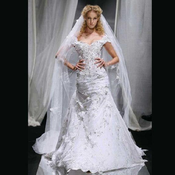 New York Bridal Com Turkish Wedding Dress Famous Wedding Dresses Armani Wedding Dress