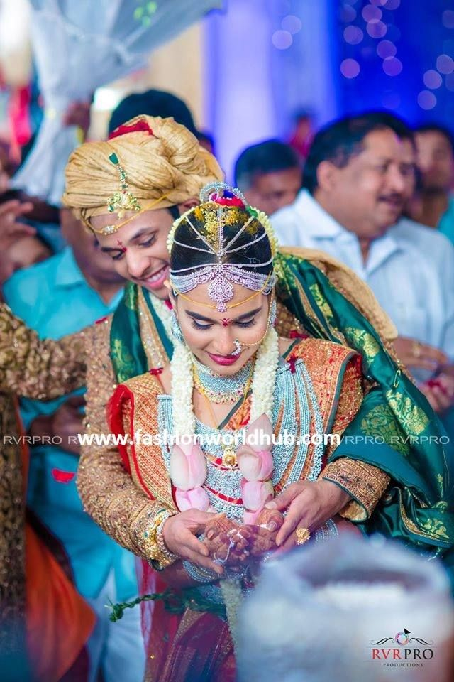 Complete Wedding Album of Gali Janardhan reddy daughter Brahmini