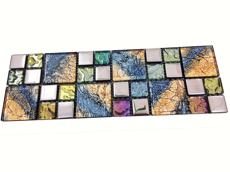 - Multicolor Tile Backsplash D1391-11.6