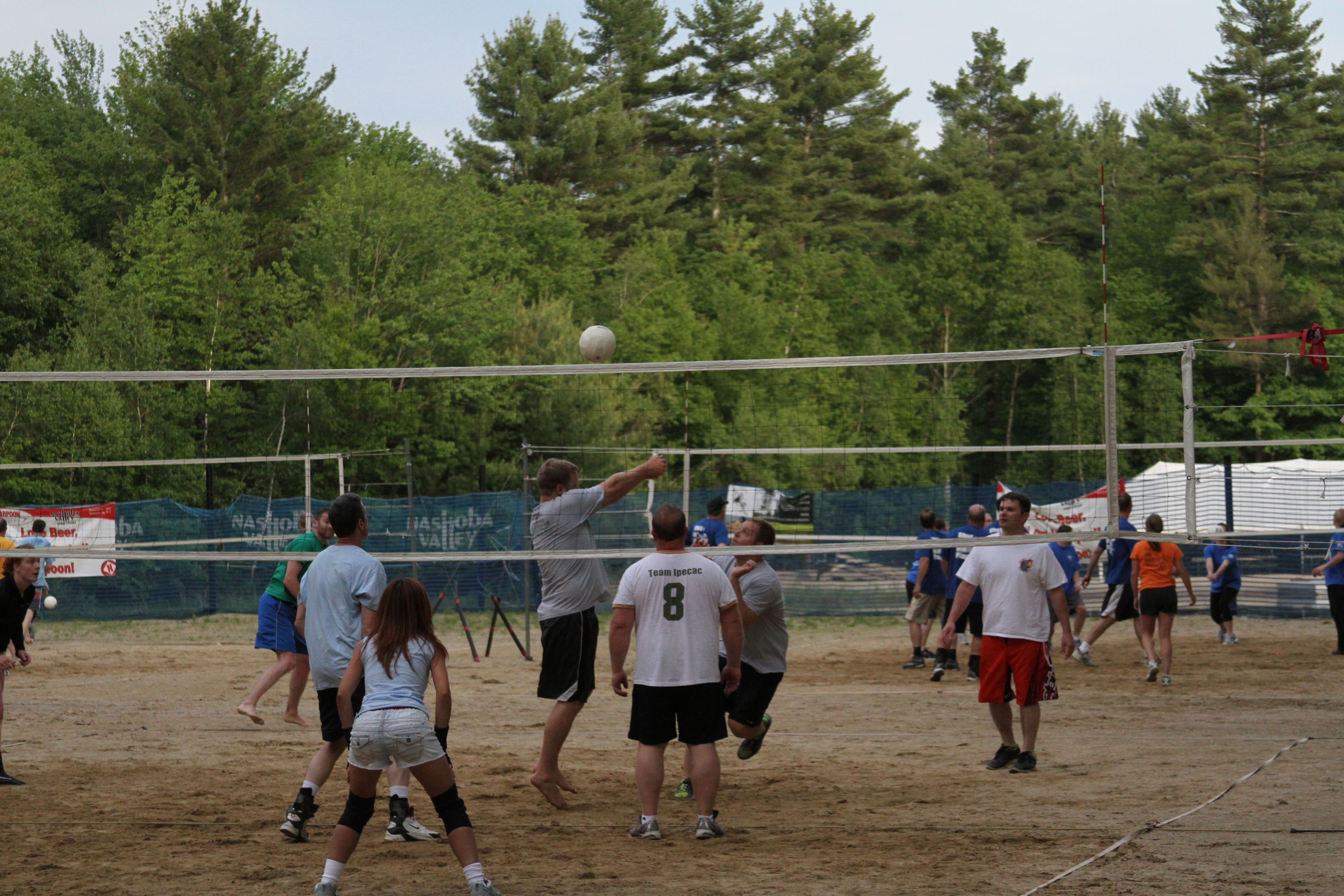 Pin On Adult Volleyball League