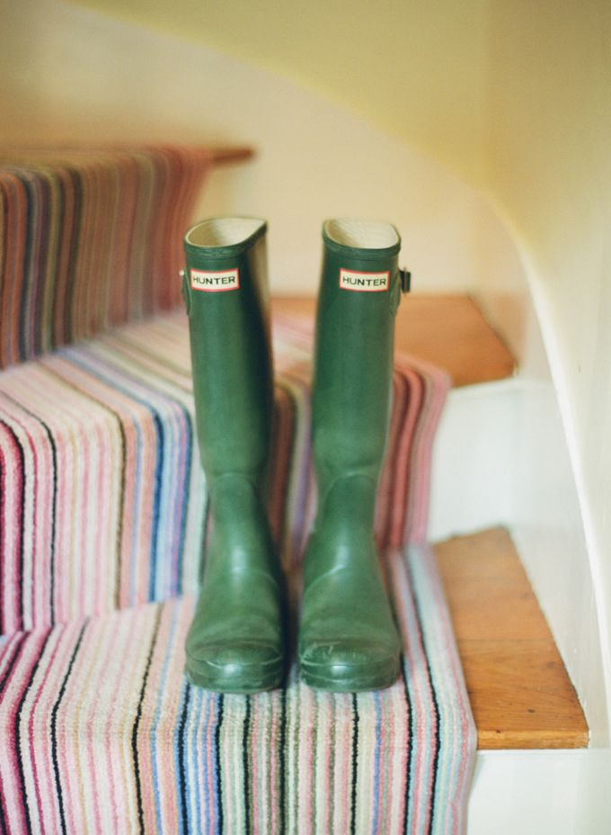 Sarah Crawford House Of Turquoise Hunter Boots Rugs On