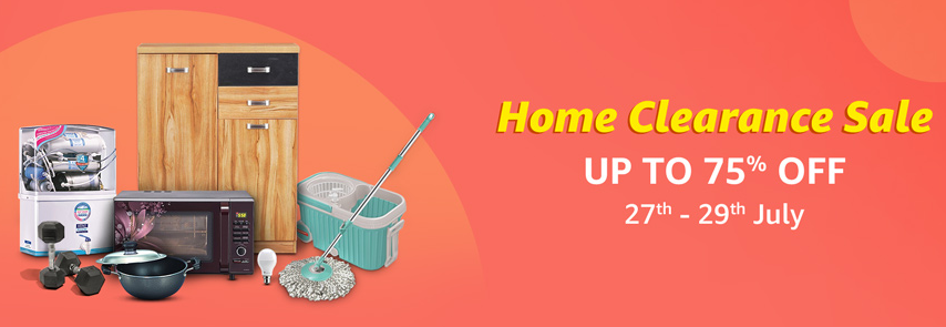 Amazon Home Clearance Sale OffersCouponsDeals Shopping