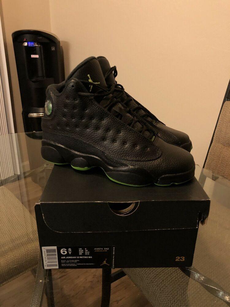Nike air Jordan 13 Retro BG Youth Size