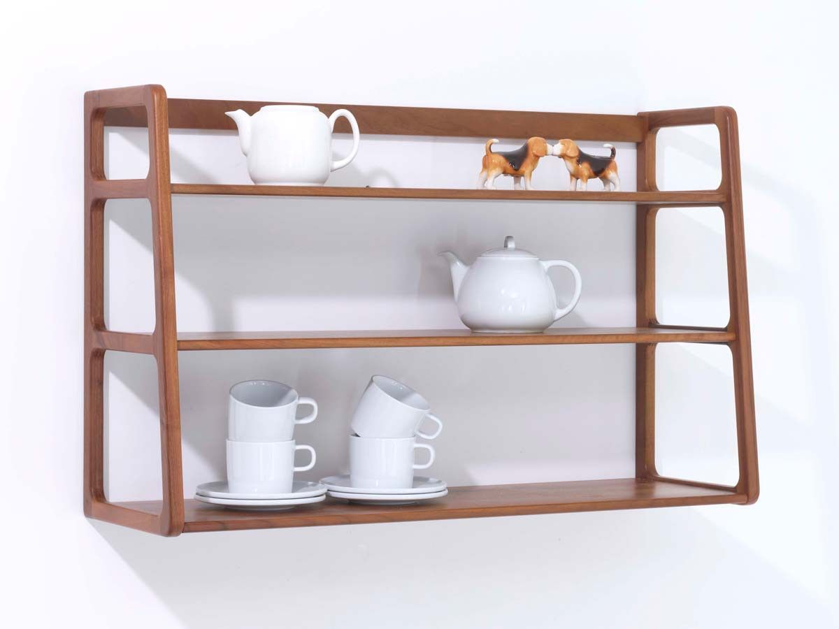 Kitchen shelving units  SCP Agnes Wall Mounted Shelves  Wall mounted shelves Mounted
