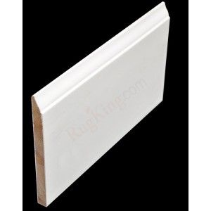 baseboard trim--want no fancy inlets just angle and board.