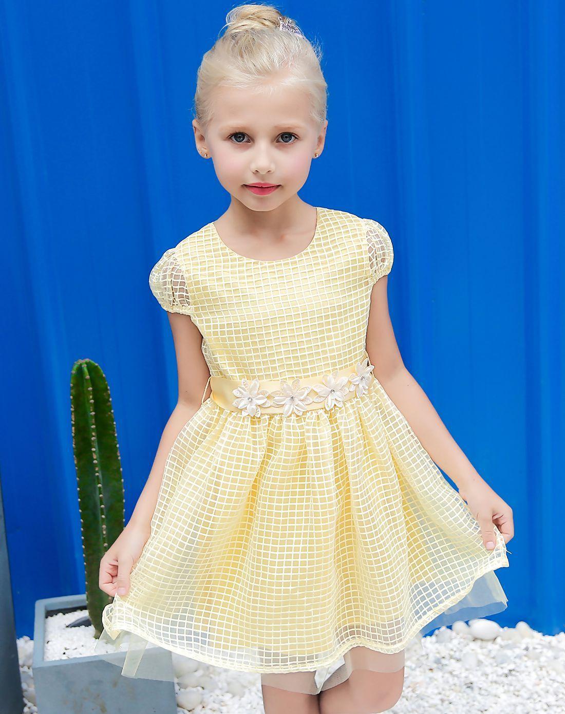 Adorewe vipme aline dressesdesigner candydoll yellow gauze