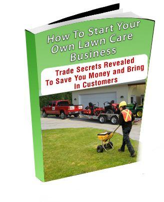 Wie Sie Ihr Eigenes Lawn Care Business Start Best Course