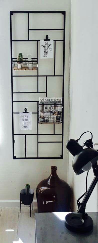 Xenos Rek Home Deco Woonkamer Rekken Studeerkamer Ideeen