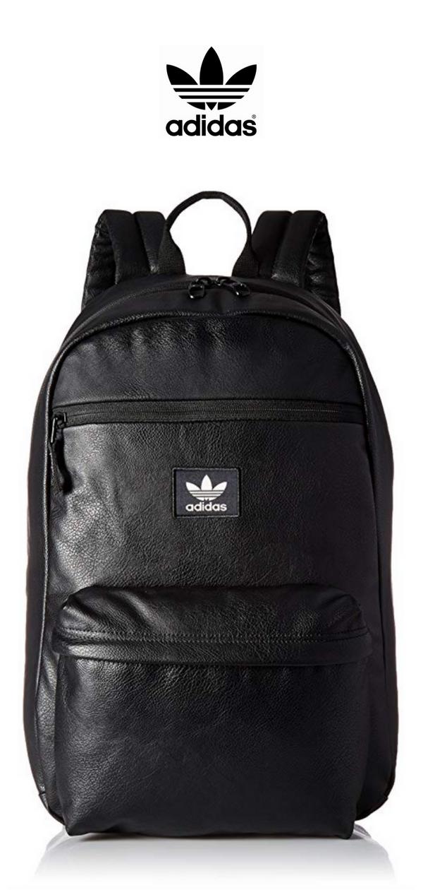 86c0a27f4 Adidas Originals National Premium Backpack | Black | Click for More New  Adidas Backpack Ideas!
