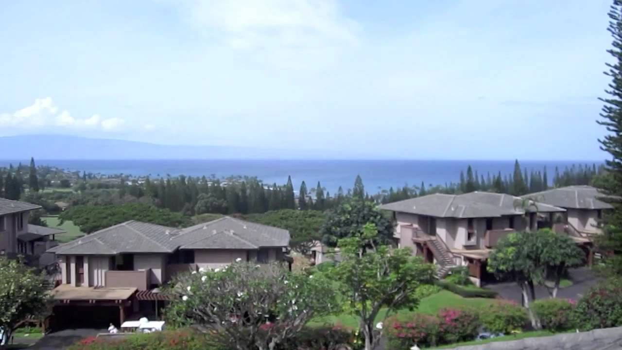 Kapalua Golf Villa 21T4 - Aloha Vacation Villas