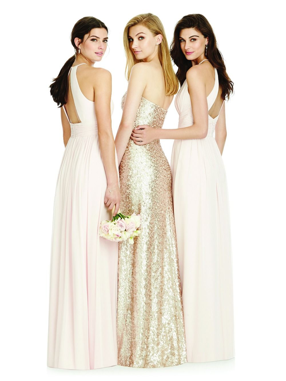 Sequin Bridesmaid Dresses By Dessy | Sequin bridesmaid
