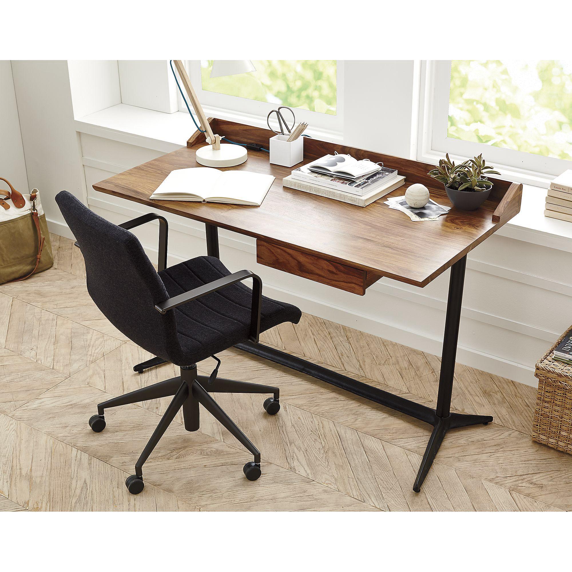 Spence Desk Crate & Barrell Home fice