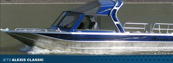 New 2013 Thunderjet Boats Alexis Classic   Thunderjet Boats