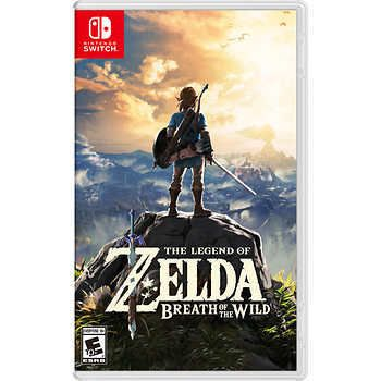 Costco Selling Switch Games At A Cheaper Price Legend Of Zelda Breath Breath Of The Wild Nintendo Switch Games Buying a switch in japan (self.nintendoswitch). nintendo switch games