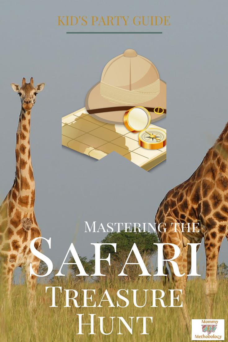 Mastering the Safari Treasure Hunt | Treasure maps, Free ...