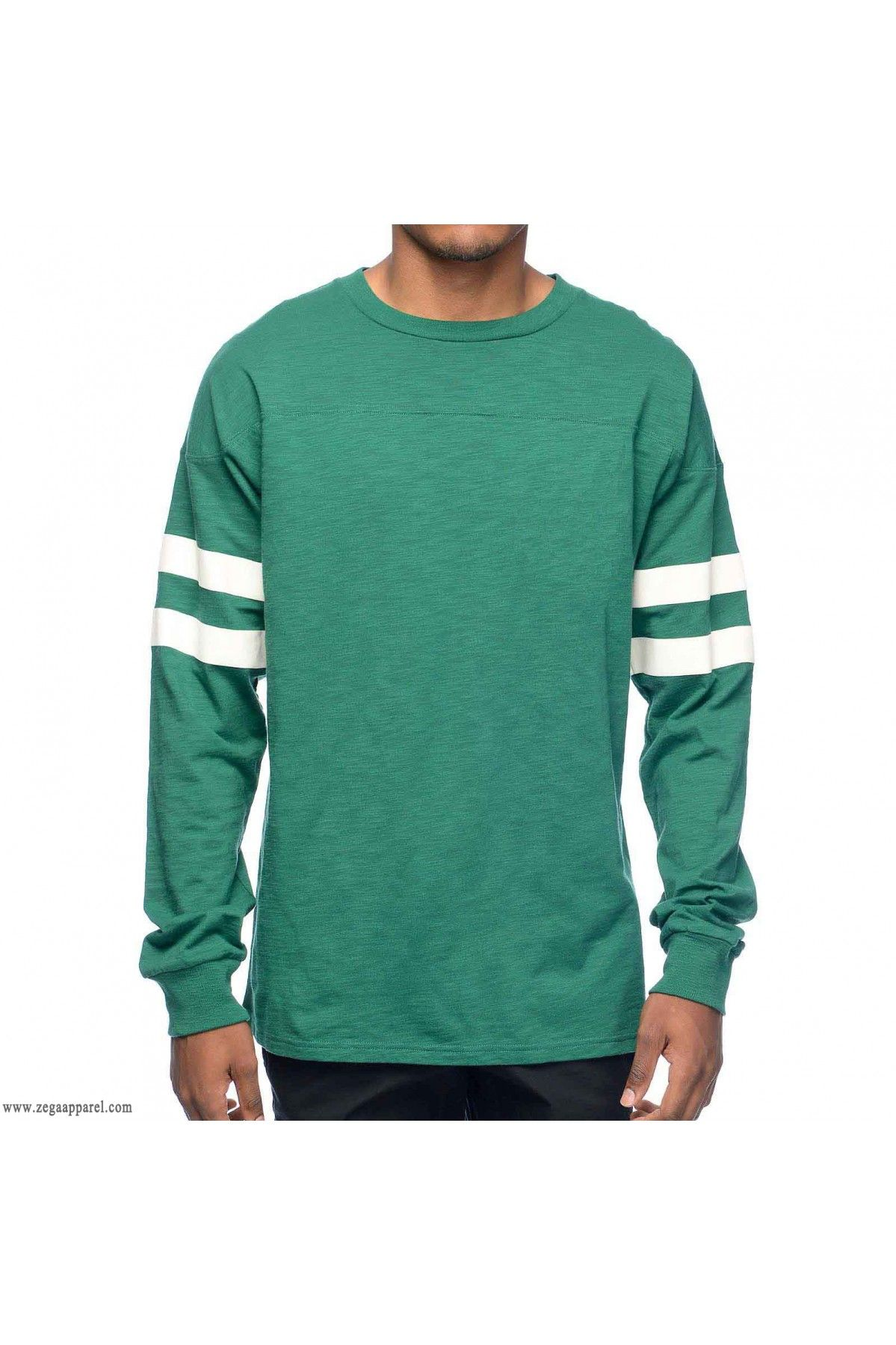 1c482db9 The Custom Made Zega Apparel Cut and Sew Long Sleeve Basic T shirts are made  to order from the start, customers can have any sort of customization in  any ...