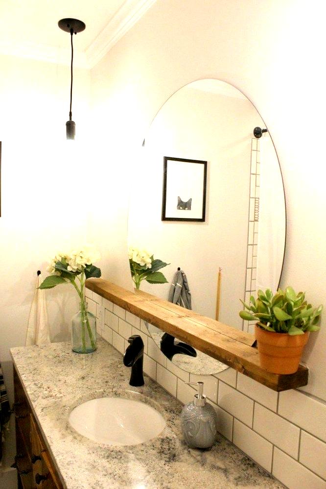 Diy Bathroom Decor Ideas Bathroomprojects In 2020 Diy Bathroom Decor Diy Home Decor On A Budget Decorating On A Budget