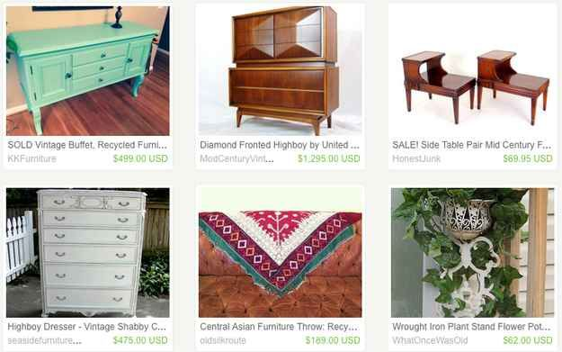 Awe Inspiring 9 Websites To Buy And Sell Used Furniture That Arent Interior Design Ideas Clesiryabchikinfo