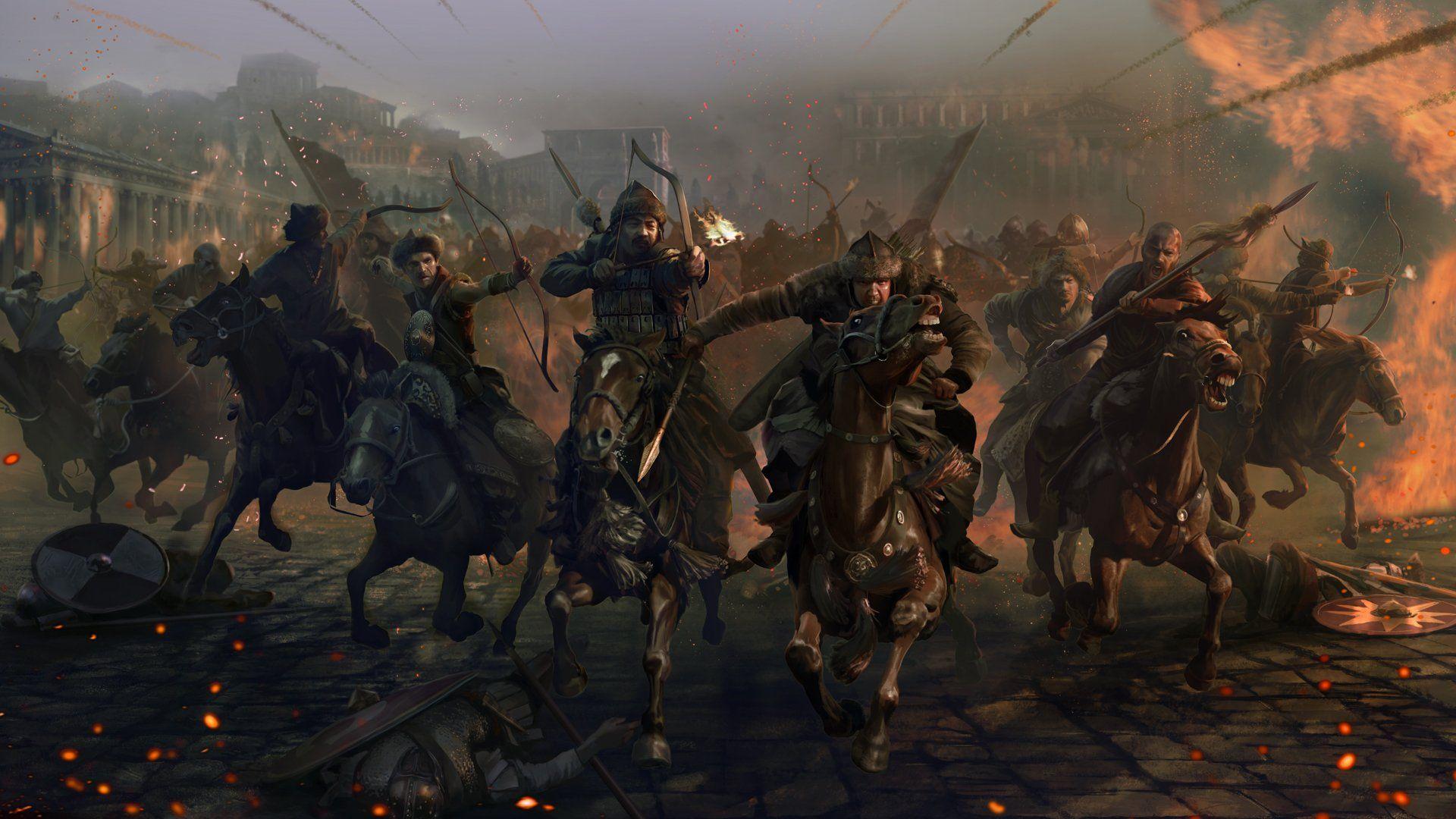 Total War Cadê o Game Notícia Curiosidades Wallpapers