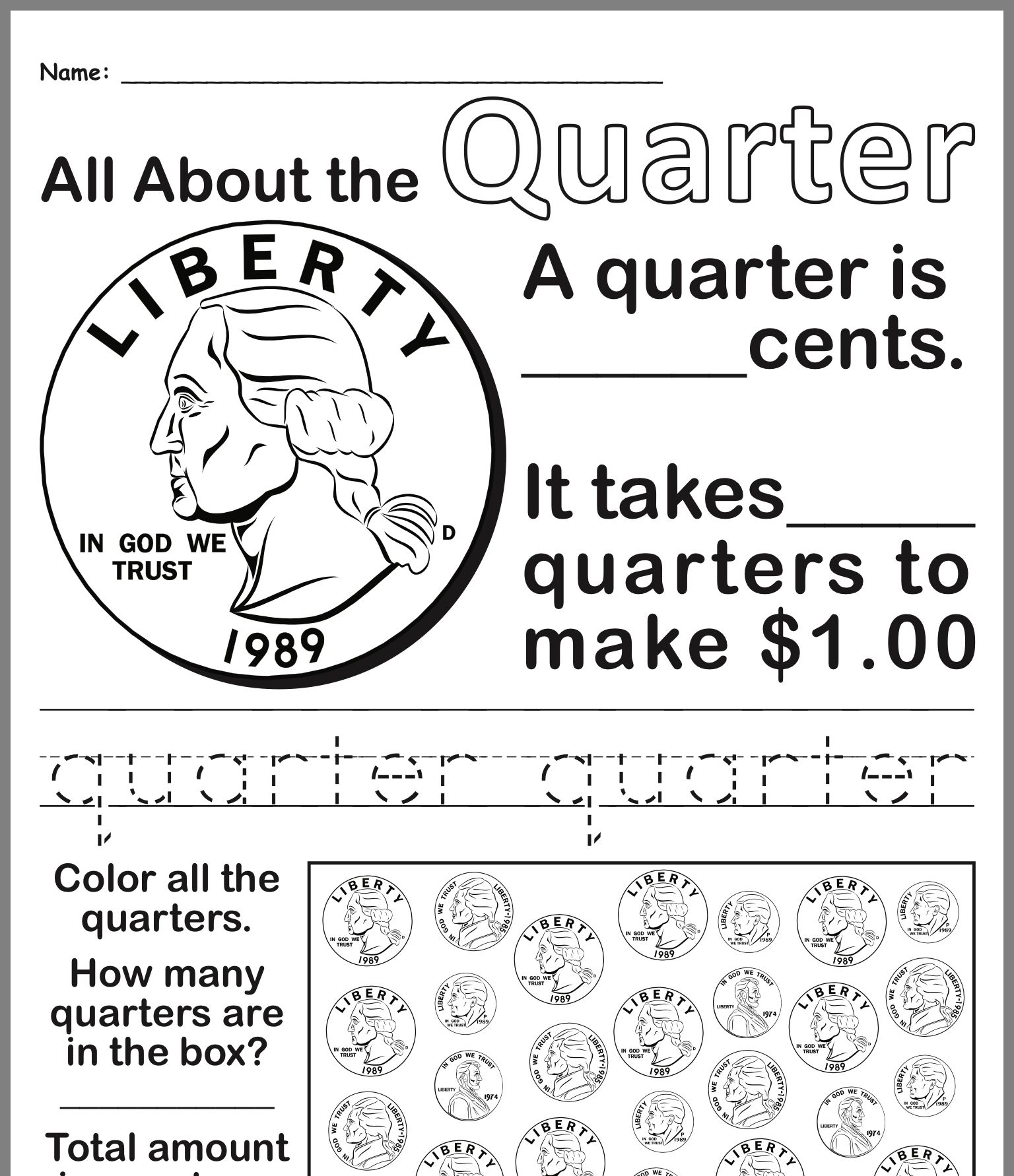 Pin By Jane Hardee On Math Money Worksheets First Grade Worksheets Kindergarten Money Worksheets