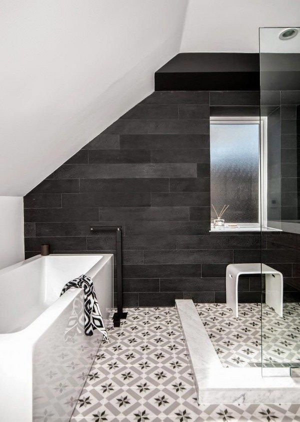 Cement Tile Flooring Gorgeous Floor Decor Ideas For Your Home White Bathroom Designs Bathroom Design Beautiful Bathrooms