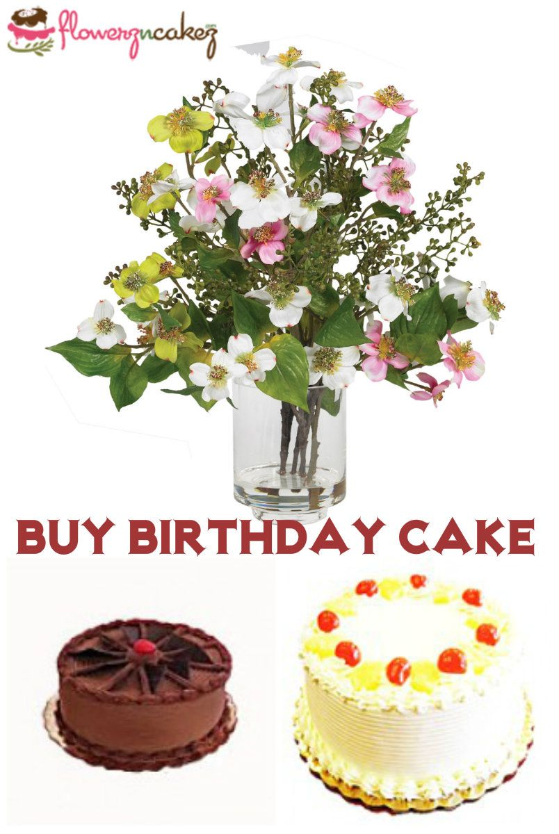 Buy Everything Online From Cakes Artificial Flowers And Birthday