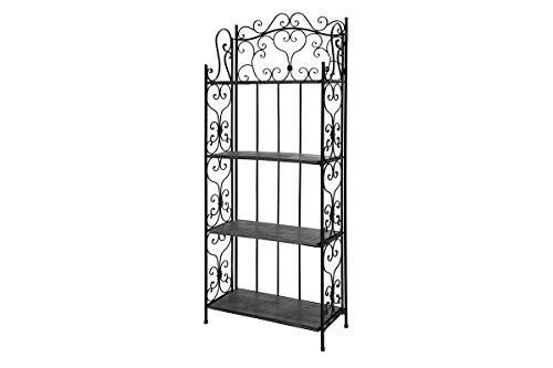 Deco 79 69872 Metal Wood Baker Rack 27 By 68inch Amazon Most