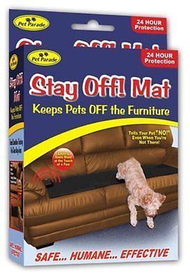 New Pet Repellent Mats Sofa Scram Pad Pets Sonic Keep Dogs Cats Off  Furniture HQ