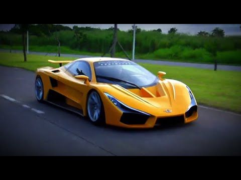 Take A Look At The New Supercar Made In The Philippines [Video]    Philippines Lifestyle