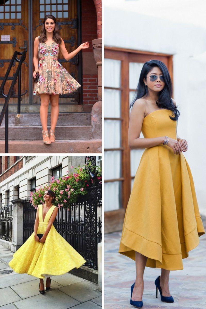 Dress For A Summer Wedding Guest 2018 In 2020 Wedding Guest Dress Trends Wedding Guest Outfit Spring Wedding Guest Dress Summer