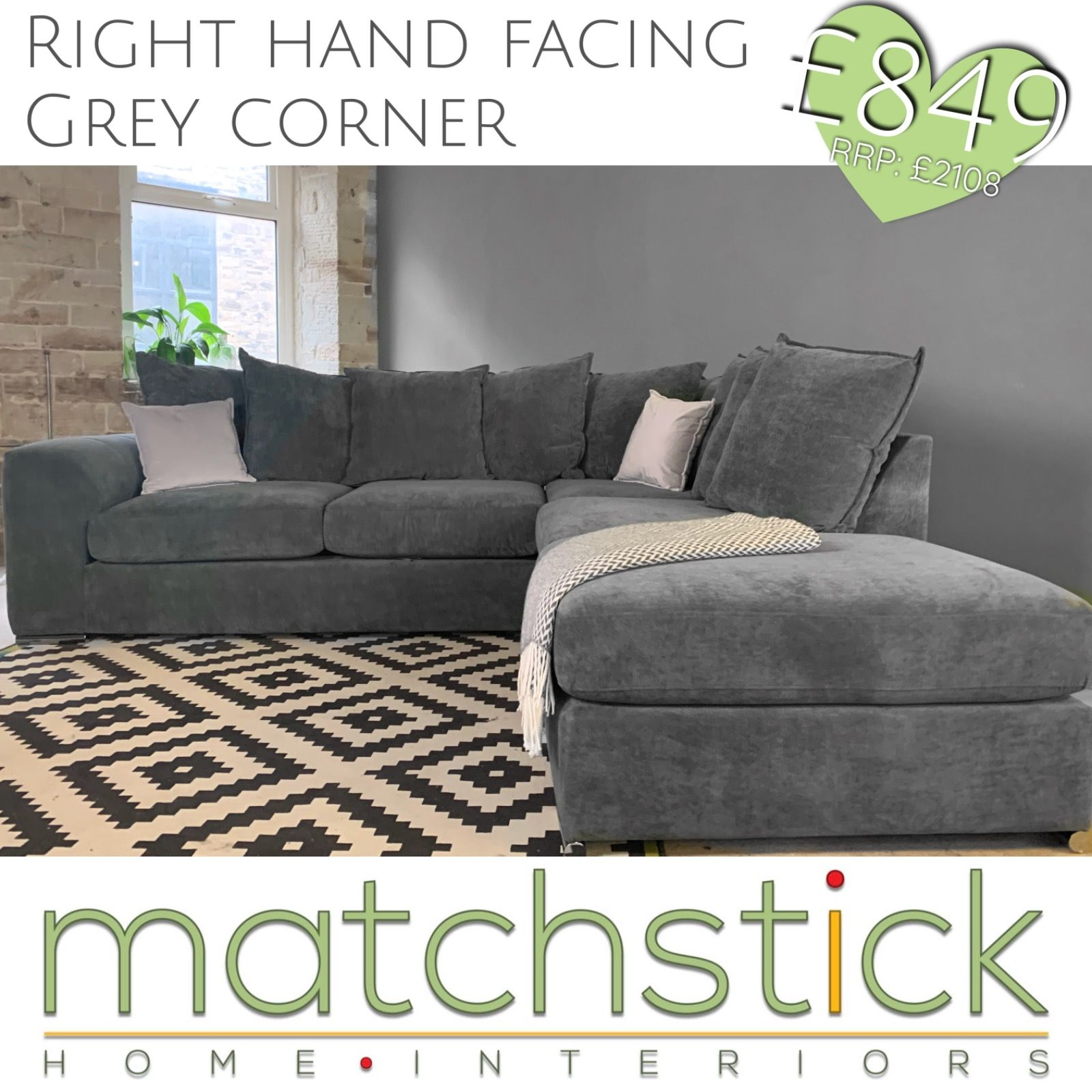 All Our Sofas Are Brand New From Famous