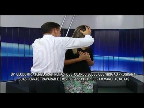 BISPO CLODOMIR - LIBERTAÇÃO AO VIVO 23_04_2015