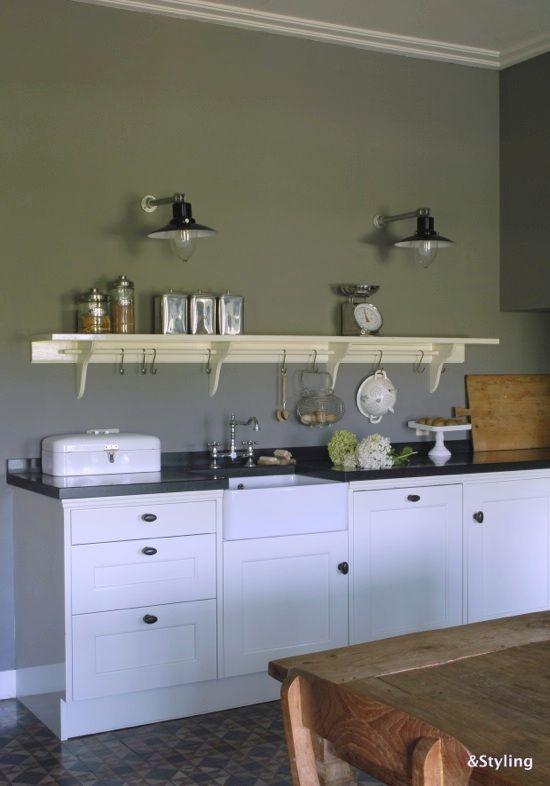 Kleuradvies voor de woonkamer en keuken | Portfolio\'s ...