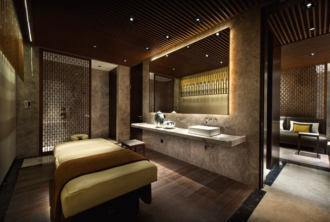 Pool spa · Nuo Hotel Beijing designed by Hirsch Bedner Associates (HBA). Lighting design by & Nuo Hotel Beijing designed by Hirsch Bedner Associates (HBA ... azcodes.com