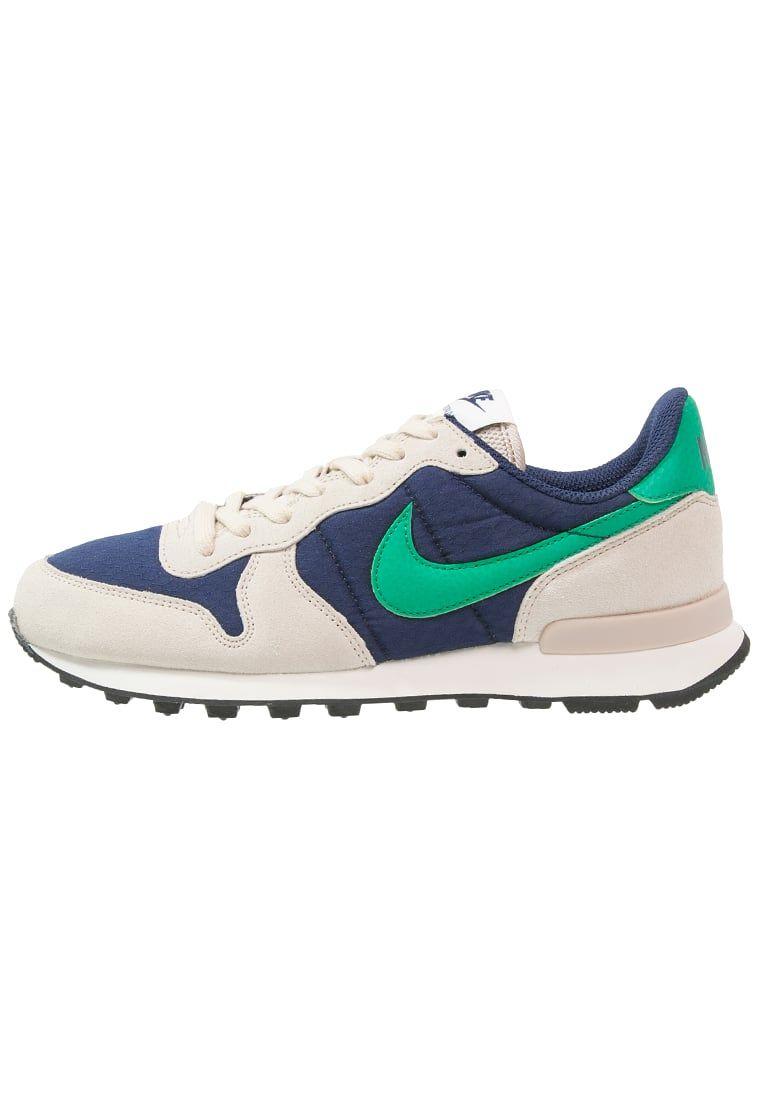 Tilaa ilman lähetyskuluja Nike Sportswear INTERNATIONALIST - Matalavartiset tennarit - binary blue/stadium green/oatmeal/sail/black : 79,95 € (8.4.2017) Zalando.fi-verkkokaupasta.
